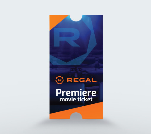 Premiere Movie Ticket - $9.00