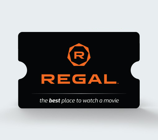 Best Place to Watch a Movie Gift Card