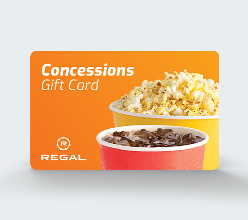 Concessions Gift Card 2019