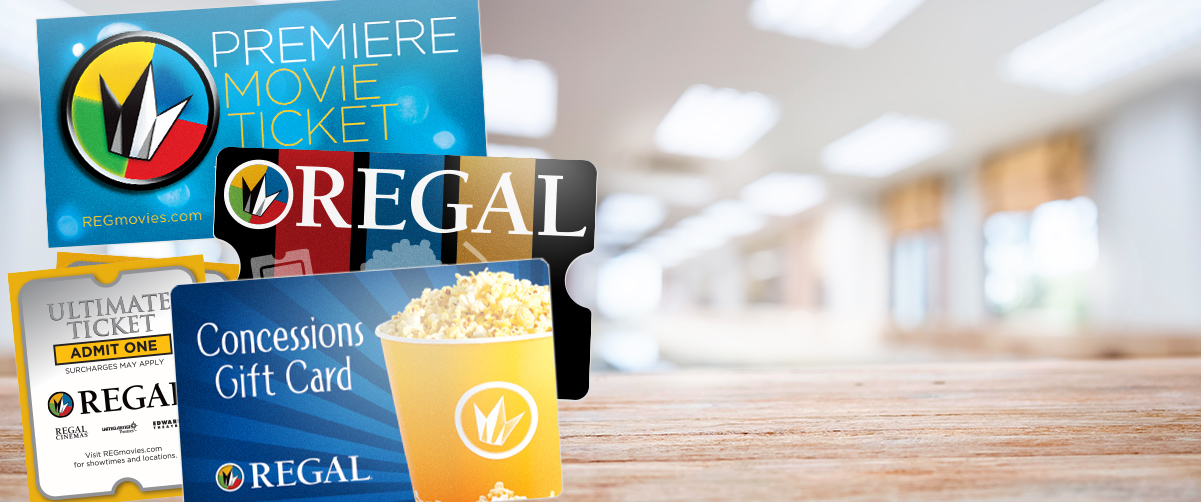 Regal Gift Cards