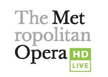 The Metropolitan Opera Logo